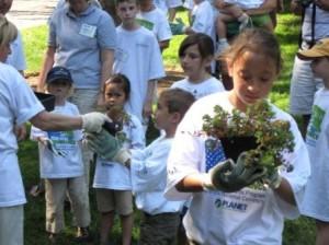 Planting Planet Kids