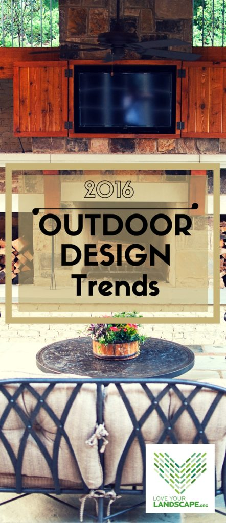Outdoor Design Trends