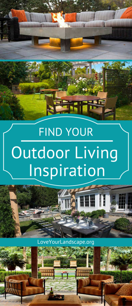 Outdoor Living Inspirations