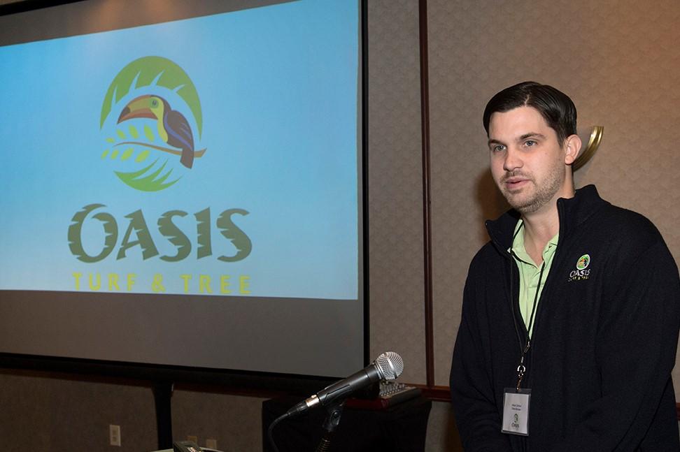 How Oasis Turf & Tree fills job openings