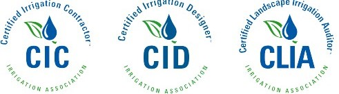 certified irrigation pros